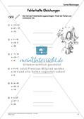 Ergänzungsmaterial: Terme und Gleichungen Preview 13