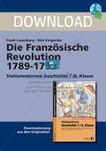 Die Französische Revolution 1789-1799 Preview 1