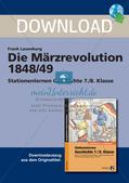 Die Märzrevolution 1848/49 Preview 1