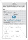Lineare Gleichungen und Ungleichungen Preview 11