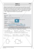 Lineare Gleichungen und Ungleichungen Preview 12