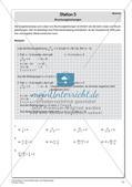Lineare Gleichungen und Ungleichungen Preview 13