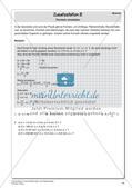 Lineare Gleichungen und Ungleichungen Preview 16