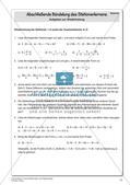 Lineare Gleichungen und Ungleichungen Preview 19