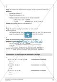 Lineare Gleichungen und Ungleichungen Preview 25