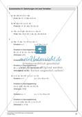 Lineare Gleichungen und Ungleichungen Preview 29