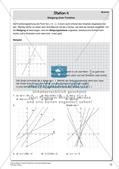 Lineare Funktionen und lineare Gleichungen Preview 12