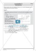 Lineare Funktionen und lineare Gleichungen Preview 17