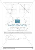 Lineare Funktionen und lineare Gleichungen Preview 20