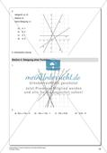 Lineare Funktionen und lineare Gleichungen Preview 21