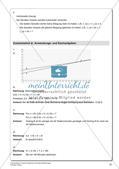 Lineare Funktionen und lineare Gleichungen Preview 23