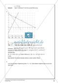 Lineare Funktionen und lineare Gleichungen Preview 28