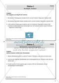 Lineare Funktionen und lineare Gleichungen Preview 4