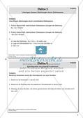 Lineare Funktionen und lineare Gleichungen Preview 6
