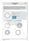 Kreis, Zylinder und Prisma Preview 15