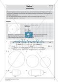 Kreis, Zylinder und Prisma Preview 9