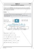 Terme und Termumformungen Preview 15