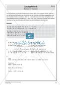 Terme und Termumformungen Preview 21