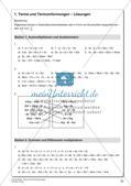 Terme und Termumformungen Preview 25