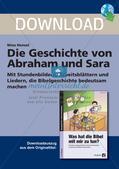 Die Geschichte von Abraham und Sara Preview 1