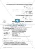 Lernbausteine: Prozentrechnung Preview 6