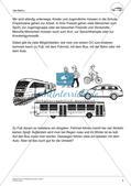 Umweltbewusstes Handeln: Straßenverkehr Preview 6