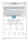 Quadratwurzeln und reelle Zahlen Preview 13