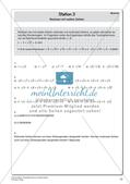 Quadratwurzeln und reelle Zahlen Preview 15