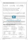 Quadratwurzeln und reelle Zahlen Preview 25