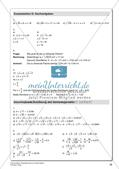 Quadratwurzeln und reelle Zahlen Preview 30