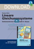 Lineare Gleichungssysteme Preview 1