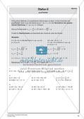 Quadratische Gleichungen Preview 18