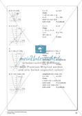 Quadratische Gleichungen Preview 25