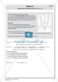 Quadratische Funktionen Preview 14