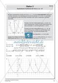 Quadratische Funktionen Preview 15