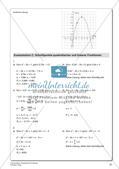 Quadratische Funktionen Preview 33