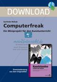 Künstlerische Miniprojekte: Computerfreak Preview 1