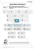 Ergänzungsmaterial: Ganze Zahlen Preview 18