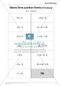 Ergänzungsmaterial: Terme & Gleichungen Preview 13