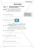 Ergänzungsmaterial: Terme & Gleichungen Preview 6