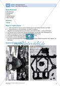 Kunsttechniken: Farbschleuder und Fließtechnik Preview 7
