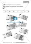 Die Währung Euro kennenlernen: Scheine Preview 7