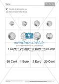 Die Währung Euro kennenlernen: Münzen Preview 9