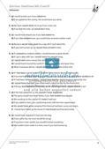 Grammatikphänomene: Tenses, Reported speech, Sentences Preview 11