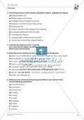 Grammatikphänomene: Tenses, Reported speech, Sentences Preview 19