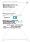 Grammatikphänomene: Tenses, Reported speech, Sentences Preview 26