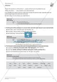 Grammatikphänomene: Tenses, Reported speech, Sentences Preview 3