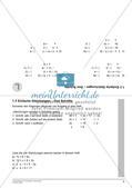 Gleichungen: Grundlagen und einfache Beispiele Preview 8