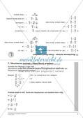 Gleichungen: mit Bruchtermen rechnen Preview 6