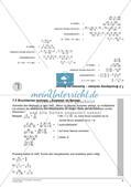 Gleichungen: mit Bruchtermen rechnen Preview 8